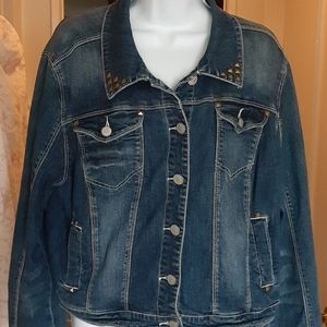 American Rag cropped denim Jacket